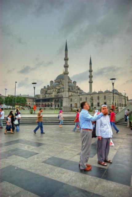 Eminönü, Yeni Camii, İstanbul, pentax k10d