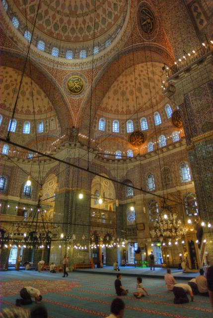 Yeni Camii, Eminönü, İstanbul, pentax k10d