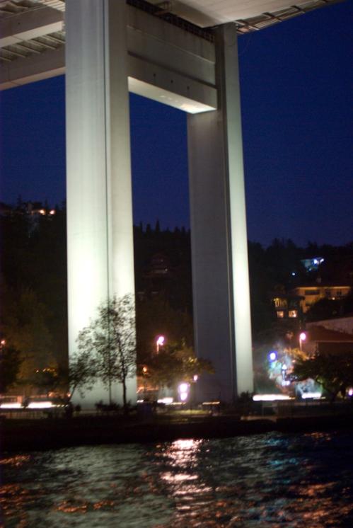 Bosphorus bridge, Boğaziçi köprüsü, Ortaköy, İstanbul, pentax k10d