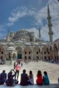 Blue Mosque, Sultanahmet Camii