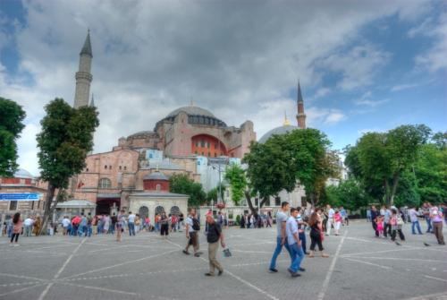 Hagia Sophia, Ayasofya, Sultanahmet-İstanbu, pentax k10d