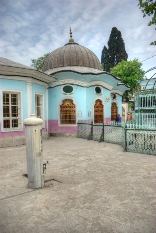 Sümbül Efendi Camii, Kocamustafapaşa-İstanbul, sumbul Efendi Mosque, pentax k10d