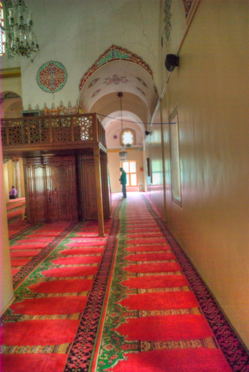 Sümbül Efendi Camii, Kocamustafapaşa, Istanbul, Sumbul Efendi Mosque, pentax k10d