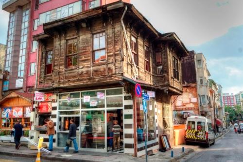streets of Hasanpaşa , Kadıköy, İstanbul, pentax k10d
