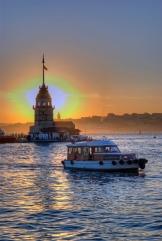 Kız kulesi, Maidens Tower, Üsküdar, İstanbul, pentax k10d