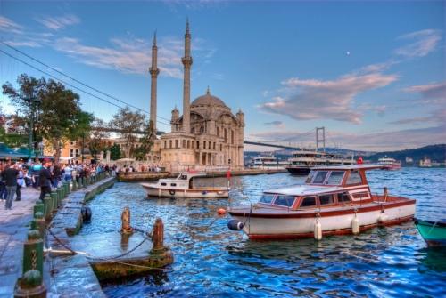 Ortaköy Camii, Ortakoy Mosque, Istanbul, pentax k10d