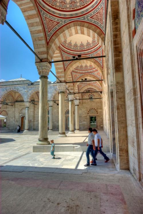Yavuz Sultan Selim Camii, Yavuz Sultan Selim Mosque, Fatih-Istanbul, pentax k10d