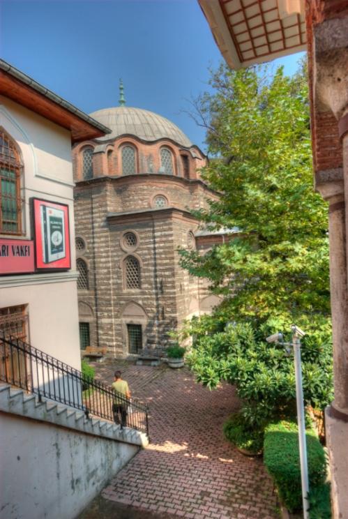 Zeynep Sultan Camii, Zeynep Sultan Mosque, Eminönü-Gülhane, Istanbul, pentax k10d