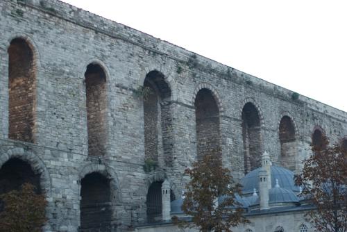 The Valens Aqueduct, Bozdoğan Kemeri, İstanbul, pentax k10d