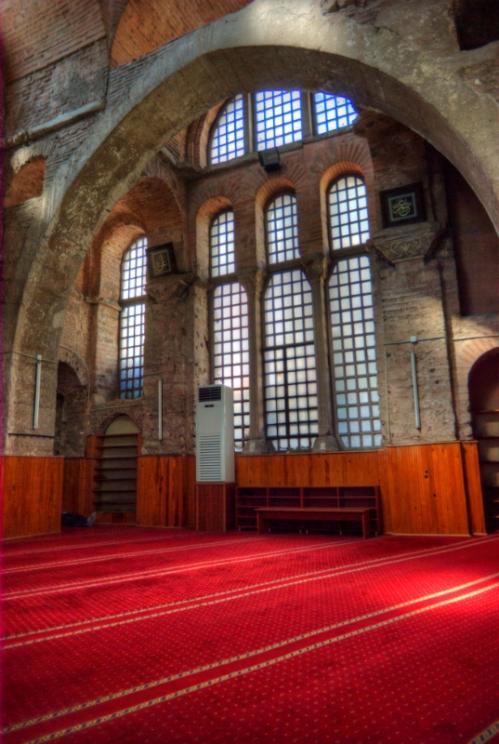 Fenari İsa Camii, Aksaray, İstanbul, pentax k10d