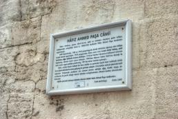 Hafız Ahmed Paşa Camii, Hafiz Ahmed Pasha Mosque, Fatih-Istanbul, pentax k10d