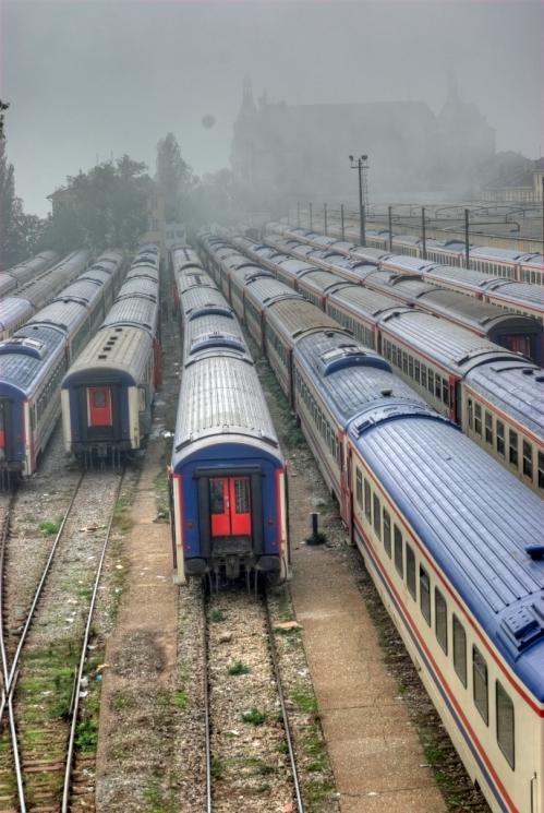 Haydarpasa railway station, Haydarpaşa tren garı, Istanbul, pentax k10d
