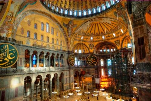 Hagia Sophia Museum, Ayasofya Müzesi, Sultanahmet-Istanbul, pentax k10d