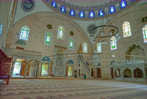 Yavuz Sultan Selim Camii, Fatih, Istanbul, pentax k10d
