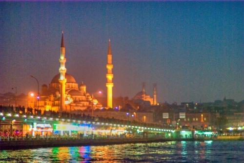 New Mosque, Yeni Camii, Eminönü, İstanbul, pentax k10d
