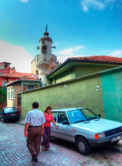 Hızır Çavuş Camii, Hizir Cavus Mosque, Balat, Istanbul, pentax k10d