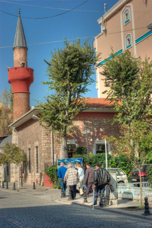 Yerebatan Camii, Yerebatan Mosque, Sultanahmet, Istanbul, pentax k10d