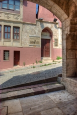 Ozbekler Lodge, pentax k10d, istanbul