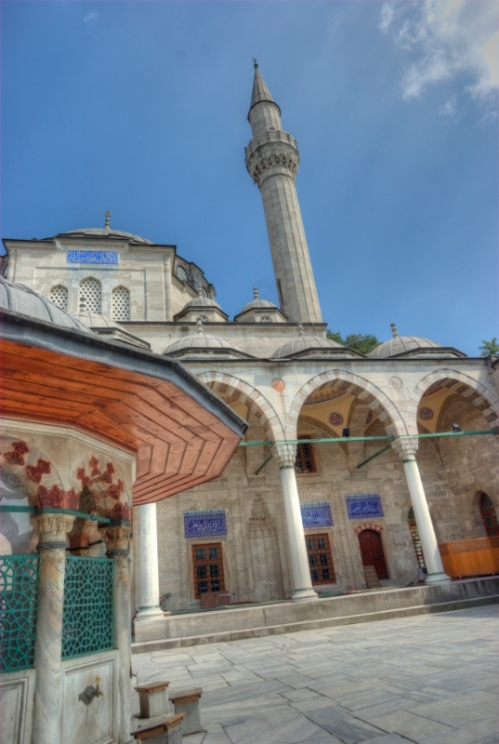 Sokullu Mehmet Pasa Mosque, Sokullu Mehmet Paşa Camii, Kadırga-Istanbul, pentax k10d