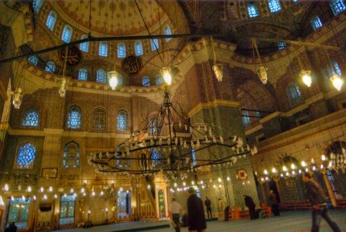 Yeni Camii,  New Mosque, Eminonu, Istanbul, pentax k10d