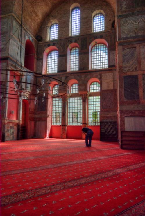 Kalenderhane Camii, Kalenderhane Mosque, Vezneciler-Beyazid, Istanbul, pentax k10d