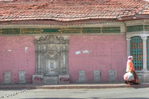 Bala Suleymanaga Kulliyesi, Silivrikapi-Kocamustafapasa, Istanbul, pentax k10d
