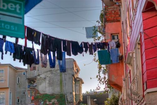 streets of Süleymaniye, Istanbul, pentax k10d