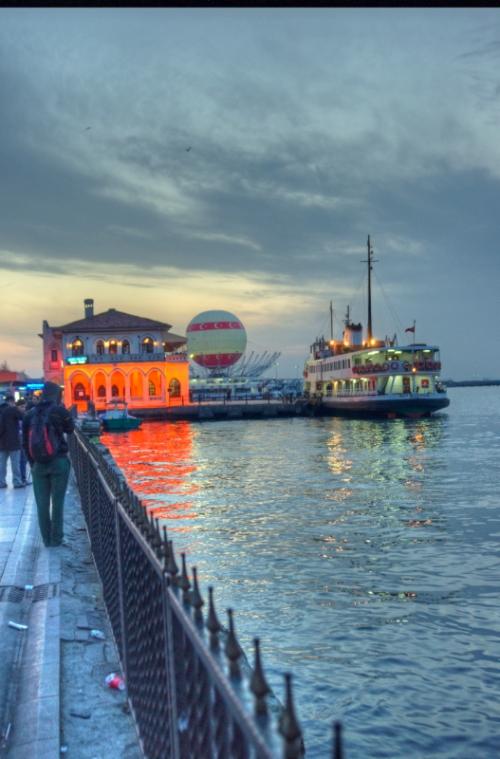 Kadikoy-Istanbul, pentax kx