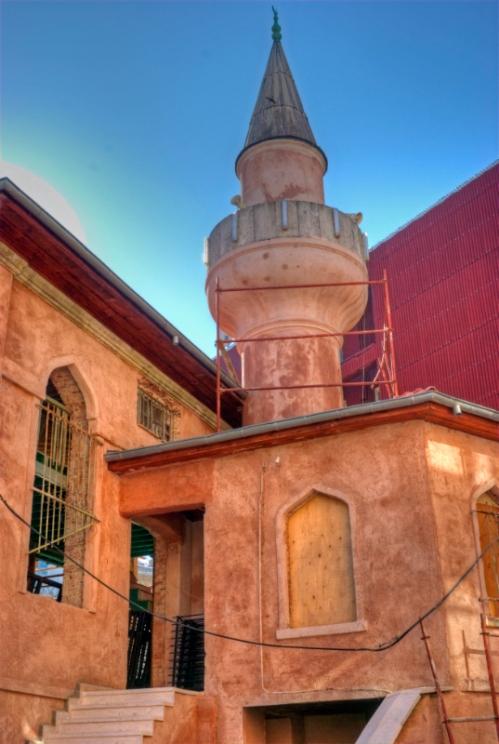 Rasim Pasa Mosque, Rasim Paşa Camii, Yeldeğirmeni-Kadikoy, Istanbul, pentax k10d