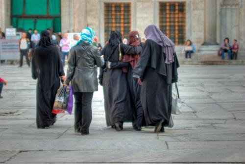 Sultanahmet Camii, Blue Mosque, Istanbul, pentax k10d