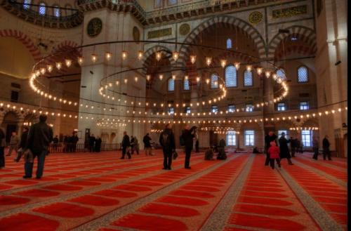 Suleymaniye Mosque, Suleymaniye Camii, Istanbul, pentax kx