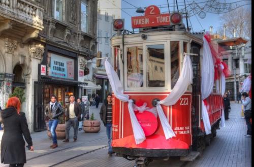 Beyoğlu, İstanbul, pentax kx