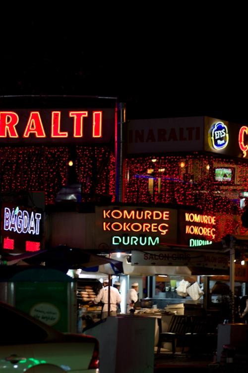 Bostanci district, Istanbul, pentax kx