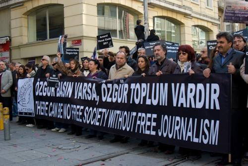 Taksim, 13.march
