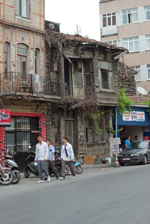 Yedikule, Istanbul, pentax k10d