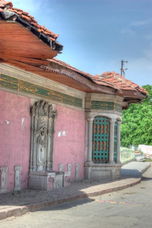 Bala Süleyman Ağa Külliyesi, Kocamustafapaşa, İstanbul, pentax k10d