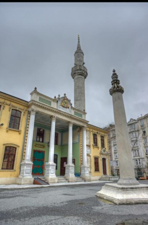 Teşvikiye Camii, Tesvikiye Mosque, Nişantaşı-Şişli, İstanbul, pentax kx