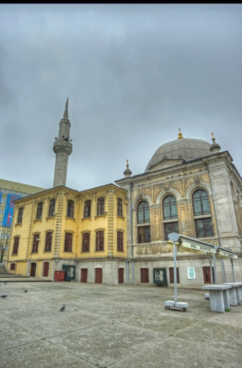 Teşvikiye Camii, Teşvikiye Mosque, Istanbul, pentax kx