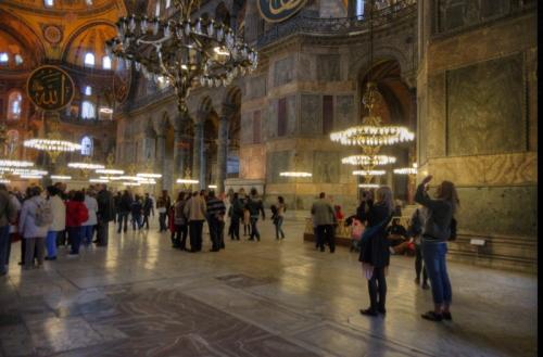 Hagia Sophia museum, Ayasofya müzesi, Sultanahmet , Istanbul, pentax kx