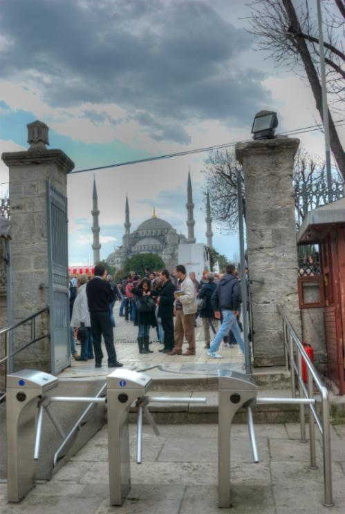 istanbul, sultanahmet, pentax k10d