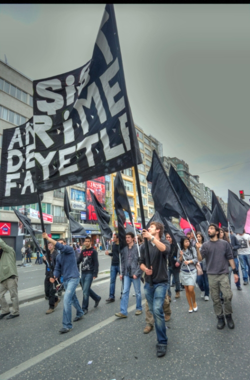 1 Mayis 2011, May day 2011, Taksim-Istanbul, pentax kx