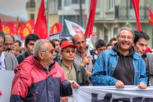 May Day 2011, 1 Mayis 2011, Taksim-Istanbul, pentax k10d
