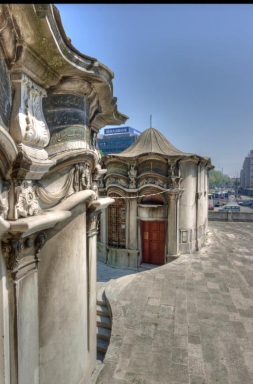 Nusretiye Camii, Istanbul, pentax kx