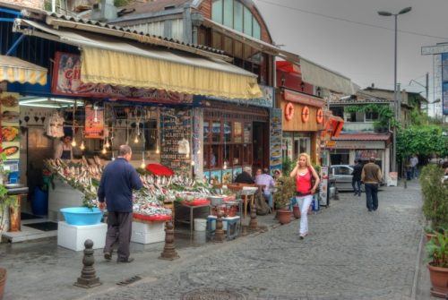 Samatya, Istanbul, pentax k10d