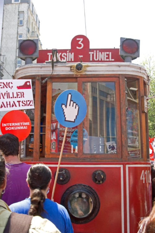 Taksim Istanbul, pentax kx