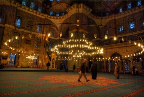 Yeni Camii, New Mosque, Eminönü, İstanbul, pentax k10d