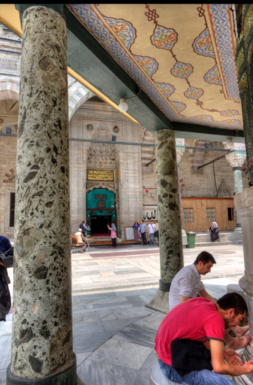 Beyazid Camii, Beyazid Mosque, Beyazid Square, Istanbul, pentax kx