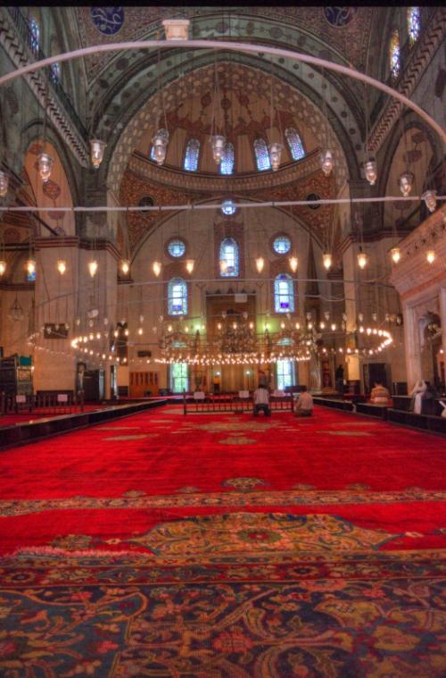 Istanbul, Beyazid Camii, pentax kx
