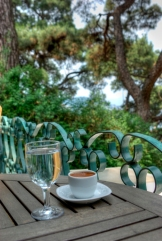 turkish coffe , büyükada-istanbul, pentax k10d