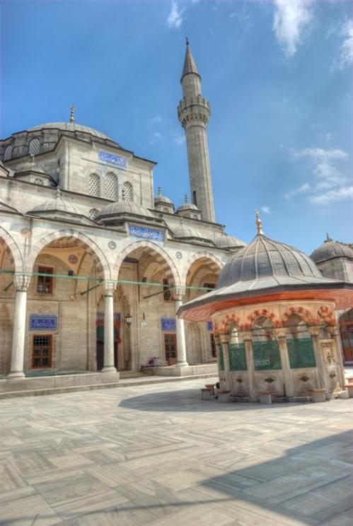 Sokullu Mehmet Paşa Camii, Kadirga  Istanbul through my eyes